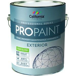California Pro Exterior Paint