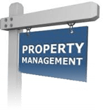 Property Management Sign