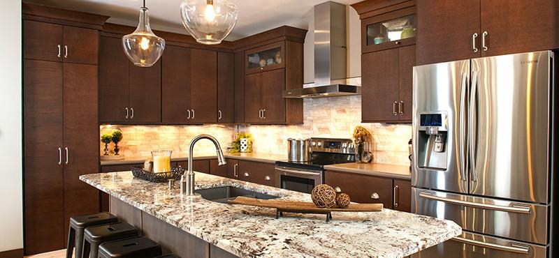 Showplace Evo Horizon Kitchen