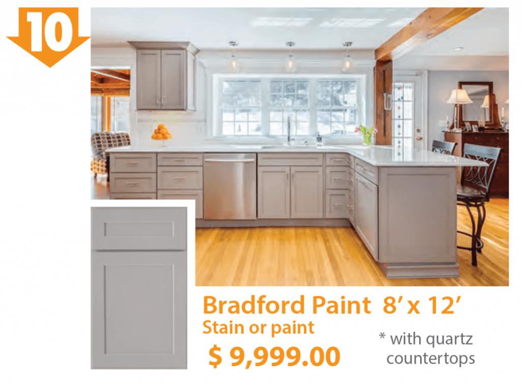 Bradford Paint Kitchen