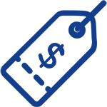 contractor discounts icon