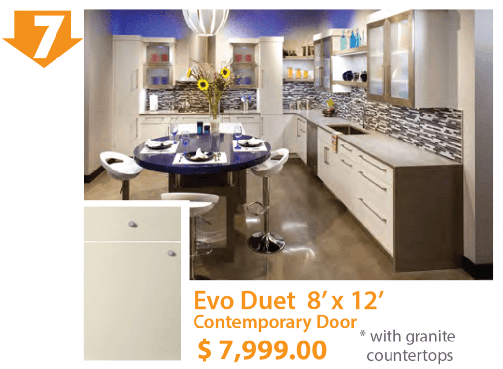 Showplace Evo Duet Kitchen