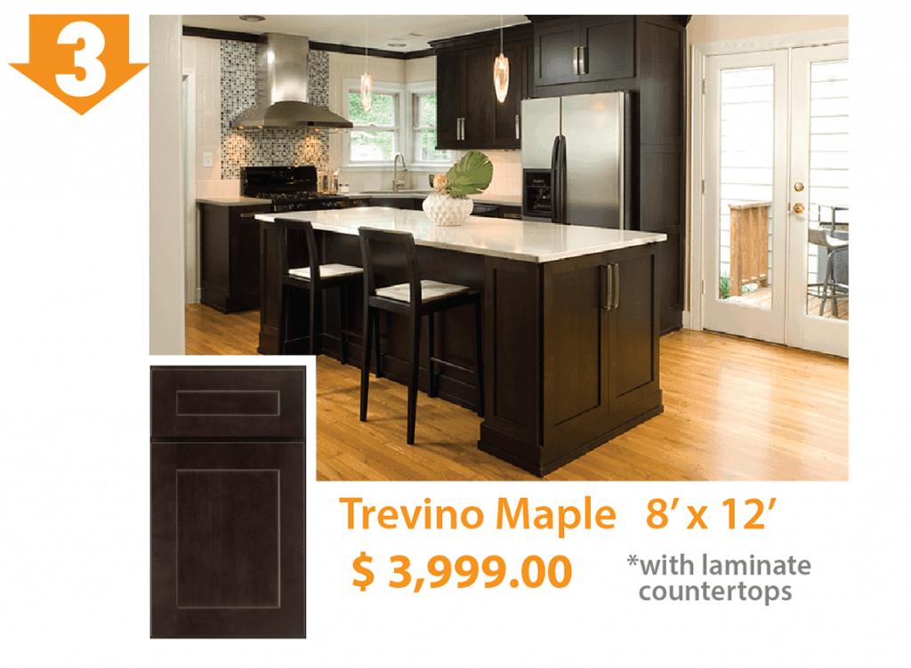 Trevino Maple Kitchen