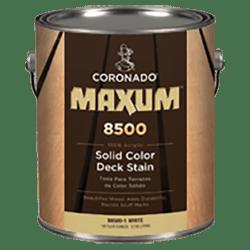 maxum 8500 deck stain