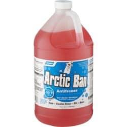 RV antifreeze - fall supplies