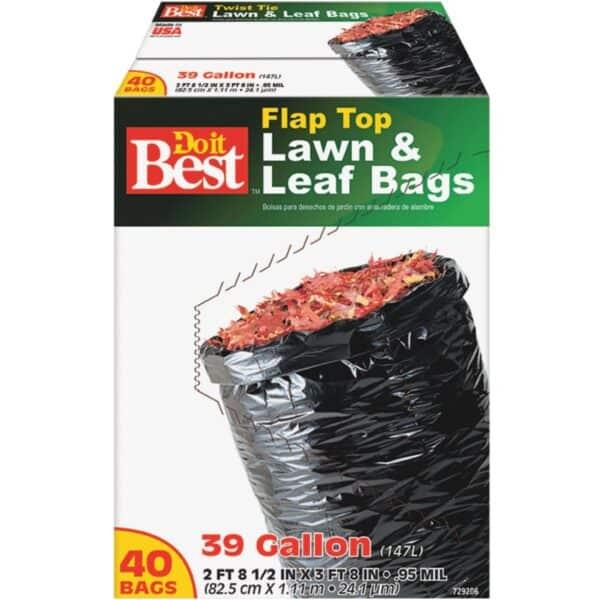 39-Gal. Lawn & Leaf Bags