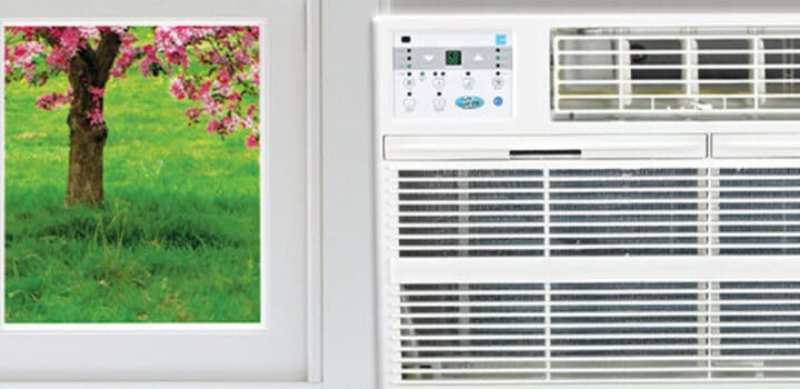 how to install a window air conditoner