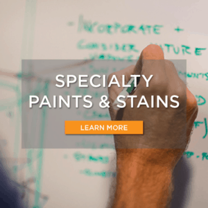 specialty paints & stains