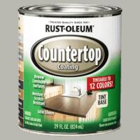 rustoleum countertop coating