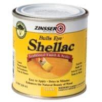 zinsser bulls eye shellac