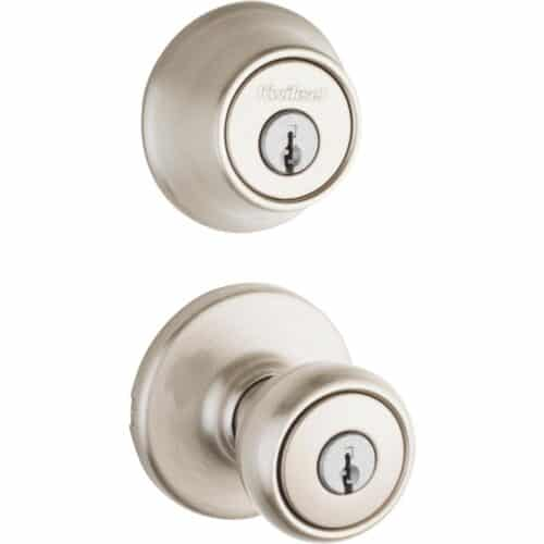 Kwikset Lockset & Deadbolt kit