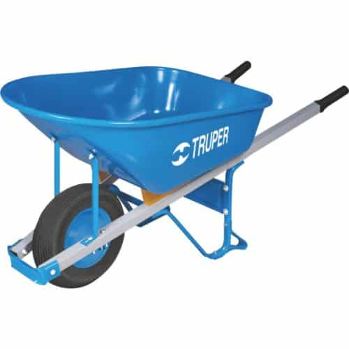 Truper 6 cu. ft. wheelbarrow